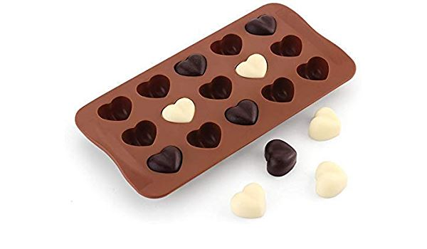 A Variety Of Silicone Chocolate Mold