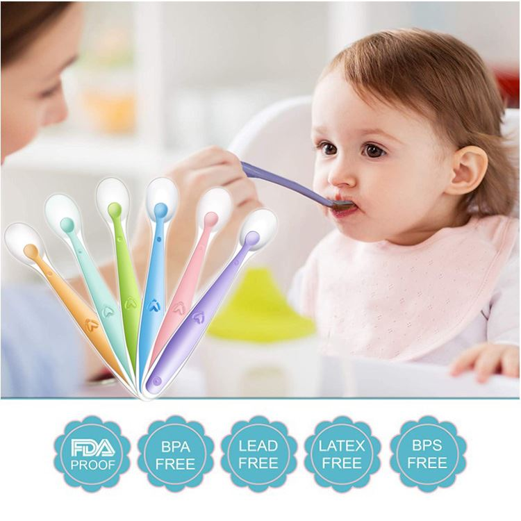 Why Silicone Spoon Is Best For Baby