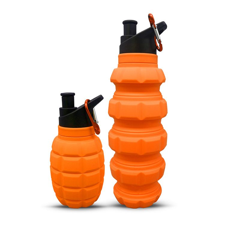 Is It Convenient To Buy A Silicone Folding Bottle ?