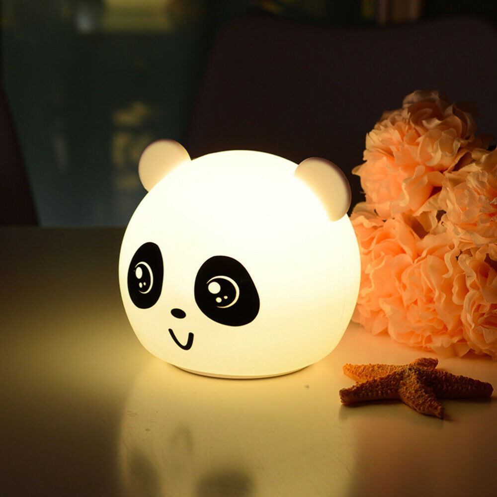 Why Do I Recommend You To Silicone Night Light?