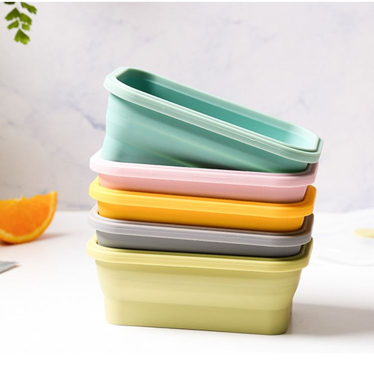 Collapsible Food Container / Microwave Safe