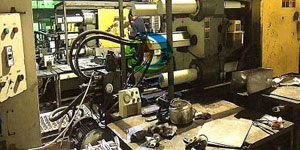 Several Problems Needing Attention in the Technical Reform of Equipment in Foundry Department