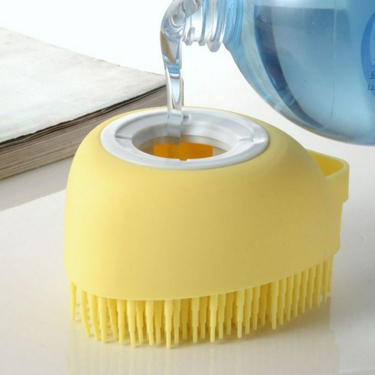The Best Shower Cleaning Brush With Soap Dispenser