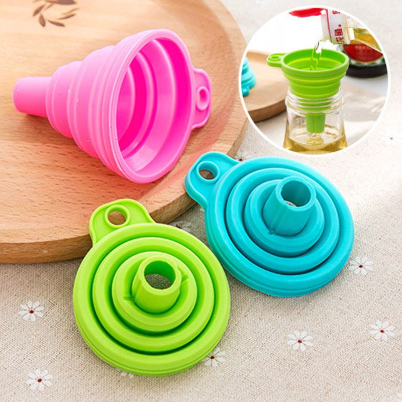 The Best Funnel - Silicone Funnel